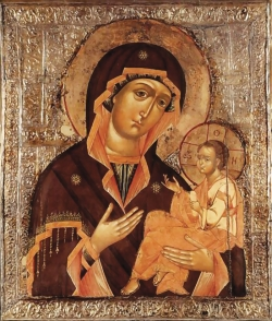 დაუჯდომელი უფროსად კურთხეულისა დიდებულისა დედოფლისა ჩვენისა ღვთისმშობელისა და მარადის ქალწულისა მარიამისა