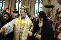 მეუფე ზენონის ოფიციალური მიმართვა სინოდს