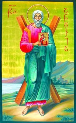 ეს იყო ღვთისმშობლის პირველი ხელთუქმნელი ხატი, რომელიც ანდრია პირველწოდებულმა საქართველოში წამოიღო