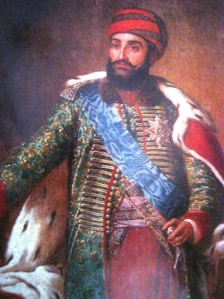 რევაზ ინანიშვილი - ერეკლე მეფე და ანანურელი ულამაზოები