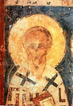 მღვდელმოწამე ალექსანდრე, იერუსალიმელი ეპისკოპოსი (+251) - 12 (25) დეკემბერი