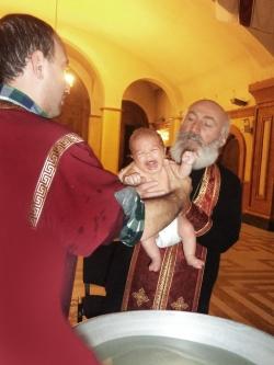 ნათლია ნათლულს არსობის პურის პატიოსნად მოპოვებაში უნდა დაეხმაროს
