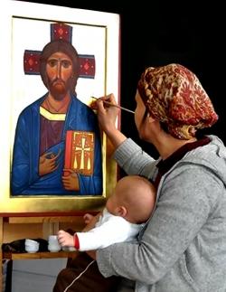 ხატმწერი ყველა ვერ გახდება, ქრისტიანობა და უფალთან მისვლა კი ყველას ვალია