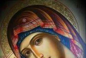 მთელი თქვენი ცხოვრება მტკიცედ ჩაეჭიდეთ ღვთისმშობლის საფარველს და ის მიგიყვანთ თავის ძესთან