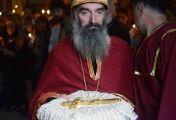 უფალი კიდევ ერთხელ გამოეცხადა მოციქულებს და მიჰმადლა მშვიდობა