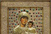 წმინდა ანდრიამ შექმნა პირი ხელთუქმნელი ხატისა