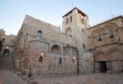 იერუსალიმის მაცხოვრის აღდგომის ტაძარი რამდენიმე საათის წინ დაიკეტა
