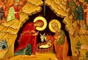 ღვთაებრივმა ჩვილმა თავისი შობით ხელმეორედ გვშვა უკვდავებაში
