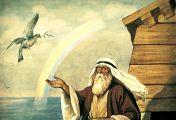 როგორც კიდობნის მეშვეობით გადარჩა მიწიერება, ასევე, თუკი ვინმე სულიერად გადარჩება, - მხოლოდ ქრისტეს ეკლესიის მეშვეობით