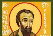 ასე იცვალა ფერი სავლემ და ქრისტიანთა მდევნელის ნაცვლად მოციქულის სახელი დაიმკვიდრა