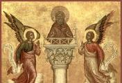 ღირსი მართა, დედა სვიმეონ მესვეტისა (+428) - 1 (14) სექტემბერი