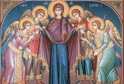 საფარველი ყოვლადწმიდისა დედუფლისა ჩვენისა ღვთისმშობელისა და მარადის ქალწულისა მარიამისა - 1 (14) ოქტომბერი