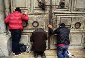 მაცხოვრის აღდგომის ტაძარი დაკეტილია - აღდგომამდე კი 40 დღე რჩება