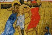 ვნების შვიდეული - დიდი პარასკევი იესო ქრისტეს ჯვარცმის დღეა