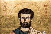 წმინდა იოსებ არიმათიელი - ქრისტეს ფარული მოწაფე, რომელმაც მაცხოვარი ჯვრიდან გარდამოხსნა