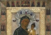 ჩირის (ფსკოვის) ღვთისმშობლის ხატი (+1420)