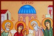 ახალშობილი იესო ქრისტე იყო სრულყოფილი ღმერთი, სრულყოფილი კაცი და მეუფე არა მარტო მიწისა, არამედ ზეცისა და ქვესკნელისა