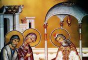 როგორ შეეძლო დედაკაცს შესულიყო წმიდა წმიდათაში, თუ შესვლა აკრძალული იყო ყველასთვის?