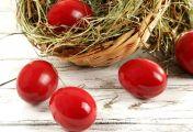 წითელი კვერცხი და არტოსი