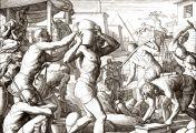 მოსე თვითონაც წყლიდან იქნა გამოყვანილი, შემდეგ კი თავად გამოიყვანა წყლიდან ისრაელის ერი და იხსნა ეგვიპტელთა მონობისგან