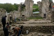 აწყურის ღვთისმშობლის ტაძრის არქეოლოგიური გათხრების შედეგად X საუკუნის ეკლესიის ნაშთებს მიაკვლიეს