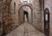 იერუსალიმი გულია ქვეყნიერებისა, გოლგოთა კი თავად იერუსალიმის გული