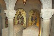სამთავროში მირიან მეფისა და ნანა დედოფლის საფლავის ქვები გაკეთდა