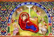 შობის დღესასწაული ქრისტიანულ ხელოვნებაში