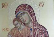 კიკოსის ღვთისმშობლის ხატი წმინდა მოციქული ლუკას მიერ არის დაწერილი