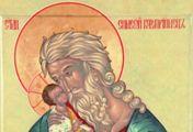 ღირსი სვიმეონ ღვთისმიმრქმელი