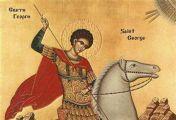 წმინდა გიორგის ცხენი