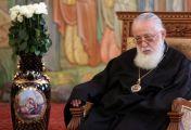 ისრაელის პრეზიდენტის მილოცვა სრულიად საქართველოს კათოლიკოს-პატრიარქს