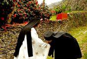 იოანესთვის განცხადებული იყო მეზობელ მონასტრებში მცხოვრები თითოეული ძმის საქციელი