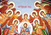 იმისათვის, რათა ადამიანმა შეიძინოს ცოდნა ანგელოზთა შესახებ, სჭირდება ნათლის მოძღვარი - ქრისტე