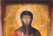 ღირსი მატრონა ქიოსელი (+1462) - 15 ივლისი (28 ივლისი)