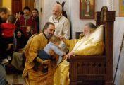 სამებაში დღეს ჩვილთა საყოველთაო ნათლობა გაიმართება