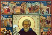 ღირსი იოსებ ხუცესი, ჰიმნოგრაფი, სიცილიელი (+883-886) - 4 აპრილი (17 აპრილი)