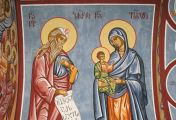 მართალი ელისაბედი და ზაქარია გულმხურვალედ ევედრებოდნენ ღმერთს, მოეხედა მათთვის და უშვილობის ყვედრებისგან დაეხსნა