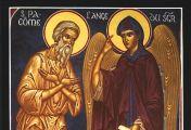 წმინდა პახუმი დიდი  ბოლო ჟამის ქრისტიანობაზე