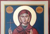 დიდმოწამე ანასტასია რომაელი (III) - ხსენება 11 ნოემბერს (ძვ.სტილით).
