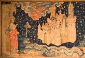 ზეციური იერუსალიმის მკვიდრთ უფალი სასუფევლის ძეებს უწოდებს