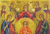 ამ სიყვარულის პირველი ნაყოფი ანგელოზთა დასი იყო