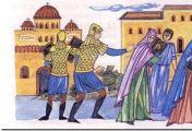 სასწაული ყოვლადწმინდისა ღვთისმშობლისა, რომელი იყო მიასინეს (+864) - 01 (14) სექტემბერი
