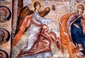 ვინაიდან წელს ხარება ვნების კვირის შაბათს დაემთხვა, ეს დღე მორწმუნეებისთვის მხოლოდ ზეთითა და ღვინით არის ხსნილი