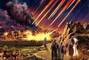 ღმერთის სიტყვით, ისრაელთ ასწიეს სჯულის კიდობანი და იერიქონის კედლებს გარს შემოევლნენ