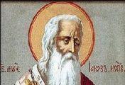 წმინდა იაკობ ეპისკოპოსი (+დაახლ. 775) - 21 მარტი (3 აპრილი)