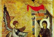 ხარება ყოვლადწმიდისა დედუფლისა ჩვენისა ღმრთის-მშობელისა და მარადის ქალწულისა მარიამისა - (კონსტანტინეპოლის პატრიარქ პროკლე განმანათლებლის საუბარი)