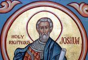 მართალი ისუ (ისო), ძე ნავესი (XVI ს. ქრისტეს შობამდე) – 1 (14) სექტემბერი