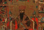 წმინდა ნიკოლოზი სერბეთის მეფის წმინდა სტეფანეს ცხოვრებაში.