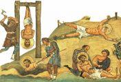 წმინდა მოწამენი: ბასე, ევსები, ევტიქი და ბასილიდე (+303) - ხსენება 02 თებერვალს (ძვ.სტილით 20 იანვარი)